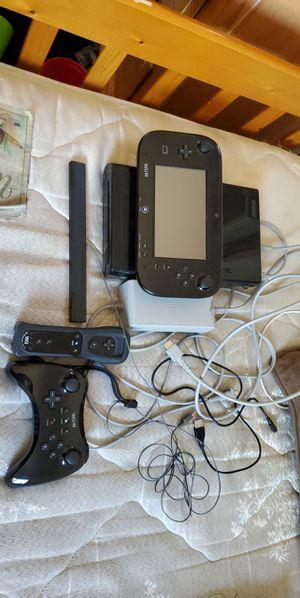 Wii u bundle for Sale in Riverside, CA