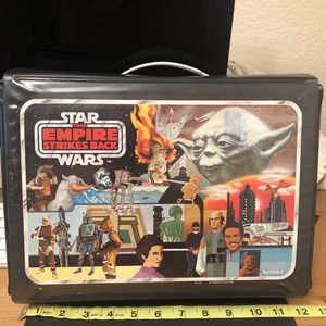 Vintage Star Wars Lot all original action figure toy for Sale in Riverside, CA