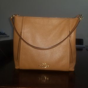 Coach leather tote for Sale in Tampa, FL