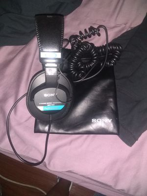 Professional Sony Headphones for Sale in North Las Vegas, NV