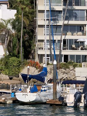Columbia 36 ft sailing boat for Sale in Huntington Beach, CA