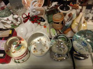 Christmas globes for Sale in Norfolk, VA