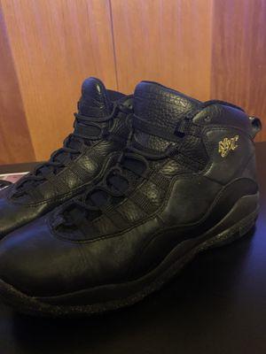 Jordan 10 nyc size 7 for Sale in Pawtucket, RI