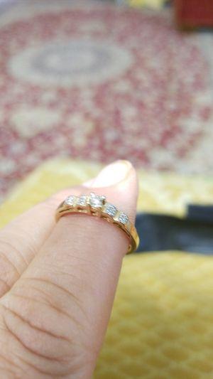 NICE DIAMONDS RING for Sale in Springfield, VA