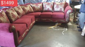 $1499 brand new sectional couch for Sale in Huntington Park, CA