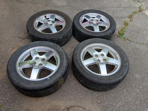 Tires and rims for Sale in Cookson, OK