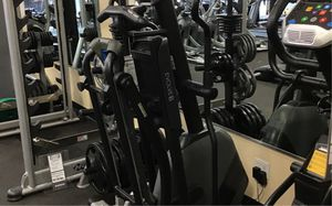 Folding Elliptical like new for Sale in West Hollywood, CA