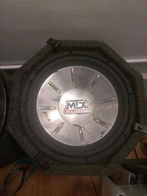 "MTX 12"" good for Sale in Waterbury, CT"