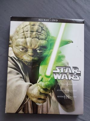 Star Wars Episode I-III for Sale in Columbus, OH
