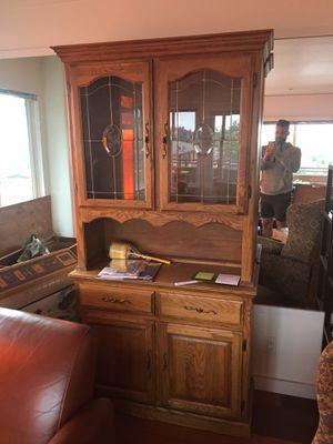 Liquor cabinet - antique for Sale in Oakland, CA