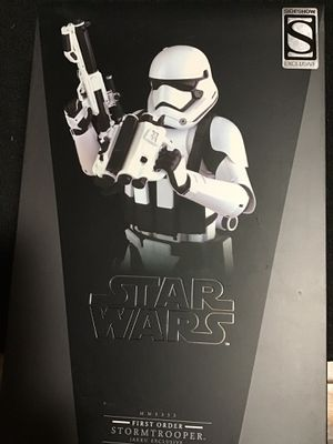 Star Wars Stormtrooper collectible statue for Sale in San Leandro, CA