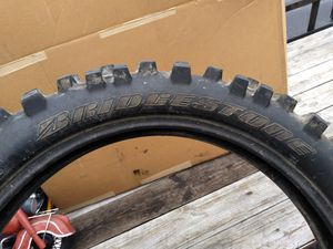 Dirt bike tire for Sale in S CHESTERFLD, VA