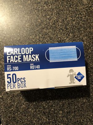 Mask - Earloop face mask - New for Sale in Surprise, AZ