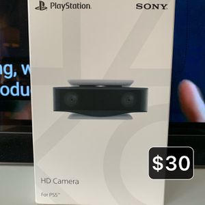 PS5 HD Camera for Sale in Silver Spring, MD