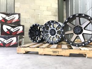 MKW off-road wheels available today for Sale in Gibsonton, FL