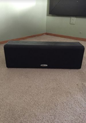 Polk Audio CS10 center speaker for Sale in San Leandro, CA