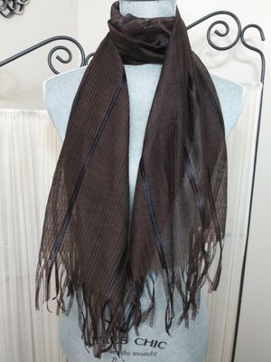BROWN SCARF FROM TURKEY for Sale in Bothell, WA
