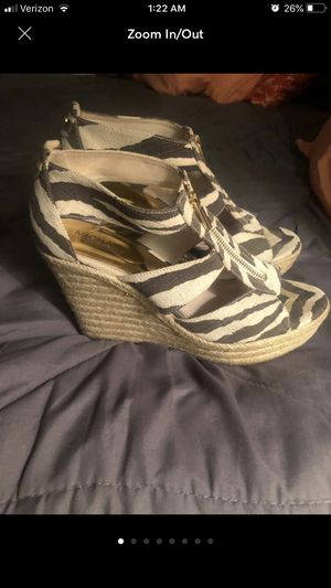 8.5 Michael Kors wedges for Sale in Raleigh, NC