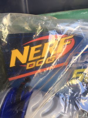 Nerf Dog ( nerf gun to play with your pets with ) for Sale in Los Angeles, CA