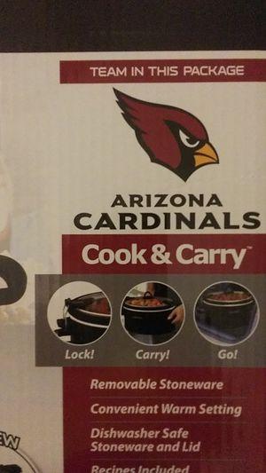 Crock pot 6 quart cook and carry for Sale in Phoenix, AZ