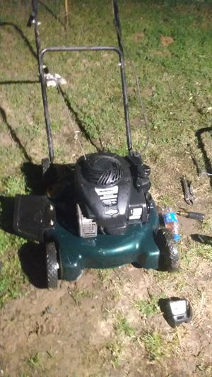 Used lightly lawnmower for Sale in Washington, DC