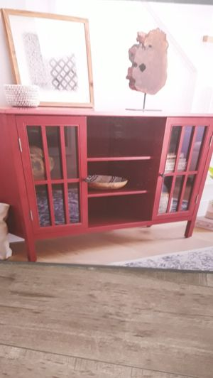 Windham 2 door cabinet with shelves for Sale in Lynwood, CA