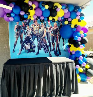 Balloon decor for Sale in Phoenix, AZ