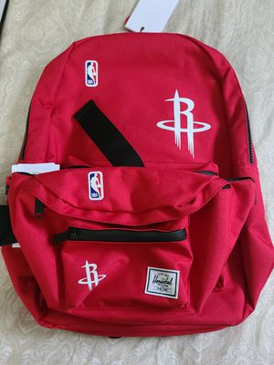 Rockets backpack with fanny pack for Sale in Channelview, TX