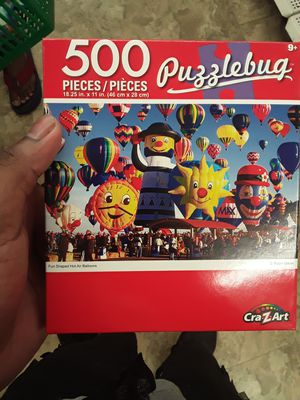 Puzzle pieces 500 for Sale in Lakeland, FL