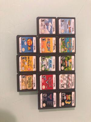 13 DS Games for Sale in Miami, FL