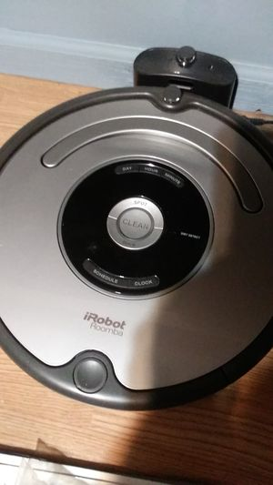 I Robot by Roomba used very little perfect condition for Sale in Saint Charles, MO