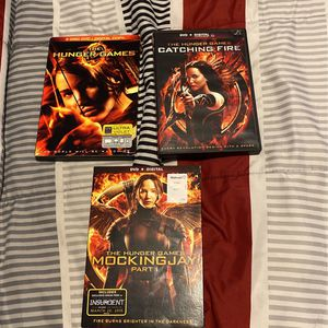 The Hunger Games Series for Sale in Appomattox, VA