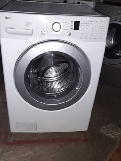 Washer LG Good Condition 3 Months warranty Delivery And Install for Sale in San Lorenzo,  CA