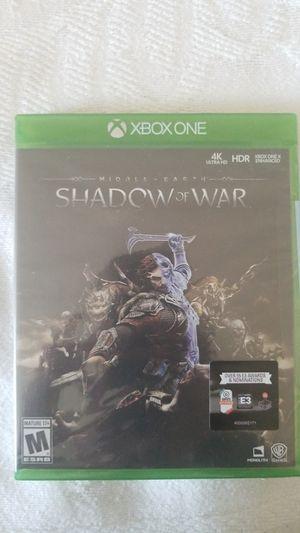 Shadow Of War for Sale in Hayward, CA