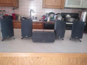 Klipsch surround quintet series for Sale in Post Falls, ID