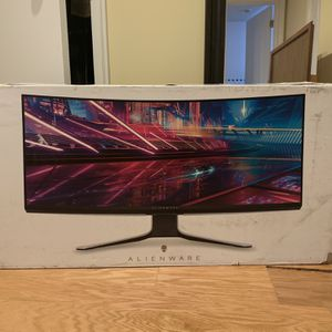 Alienware Aw3821dw New 38inch Curved for Sale in Queens, NY