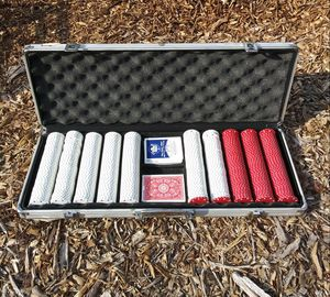 PROFESSION POKER CHIP SET WITH CASE for Sale in Jacksonville, FL