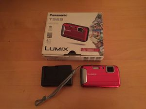 Panasonic Lumix TS25 16mp Underwater Camera for Sale in Evesham Township, NJ