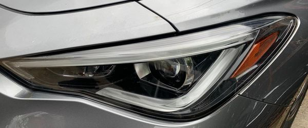 2016 2017 2018 2019 INFINITI Q60 FRONT LEFT DRIVER SIDE HEADLIGHT ASSEMBLY for Sale in Fort Lauderdale,  FL