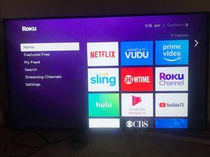 50 inch tv for Sale in Grand Prairie, TX