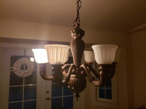 Chandelier Light Fixture for Sale in Port Orchard, WA