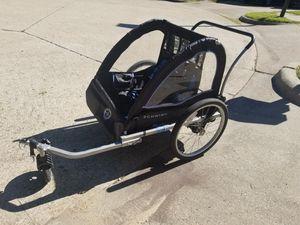 Schwinn Double Bike Trailer and Stroller Combo for Sale in Carrollton, TX
