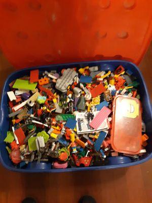Big box of Legos for Sale in Greenwood, AR