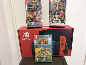 NINTENDO SWICTH /LAST ONE / $ 23 DOWN PAYMENT for Sale in Orlando, FL