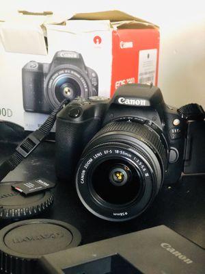 Canon EOS 200D for Sale in Palm Beach Gardens, FL