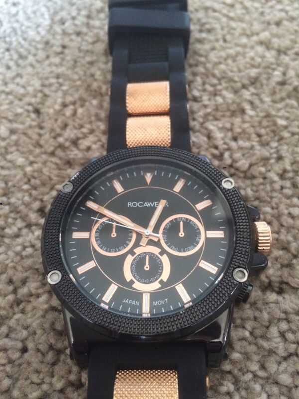 Mens Rocawear Watch For Sale In Carlsbad Ca Offerup