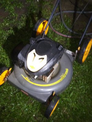 Ryobi brand 2n1 mulching lawn mower for Sale in Brandon, MS