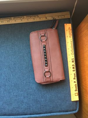 Brown wallet for Sale in Fairfax, VA