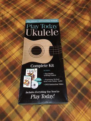 ukulele kit! for Sale in Fresno, CA