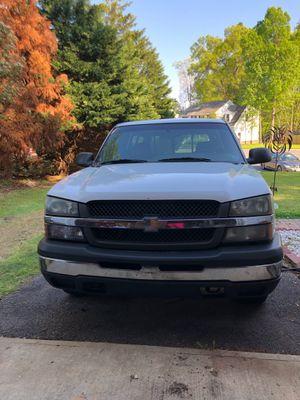 2004 Chevy Silverado 4x4 for Sale in Fort Lee, VA